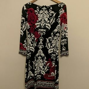 WHBM boatneck dress - sizeXS